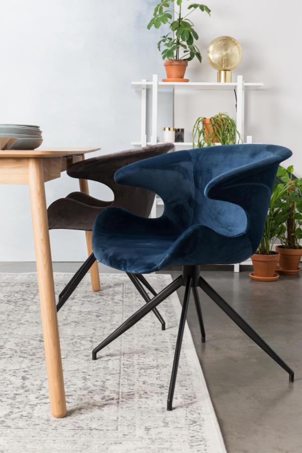 Chaise de bureau professionnel Mia