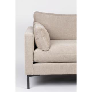 Fauteuil Summer Lounge - Rembourrage en tissu mixte